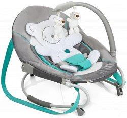 Бебешки шезлонг - Leisure: Hearts - продукт
