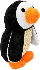 """Детска гъба за баня - Пингвин - От серията """"Magnum Natural"""" -"""