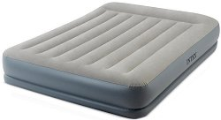 Надуваемо легло с вградена помпа - Pillow Rest - Размери - 152 / 203 / 30 cm