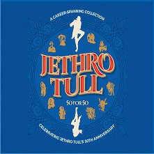 Jethro Tull: 50 for 50 - 3 CD - компилация