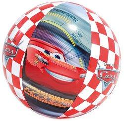 """Надуваема топка - Колите - Детска играчка от серията """"Колите"""" - количка"""