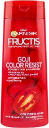 Garnier Fructis Goji Color Resist Shampoo - шампоан