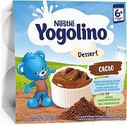 Nestle Yogolino - Млечен десерт какао -