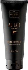 "Scottish Fine Soaps Au Lait Noir Cream Body Wash - Кремообразен душ гел с мляко от серията ""Au Lait Noir"" -"