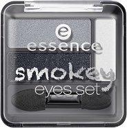 Essence Smokey Eyes Set - олио