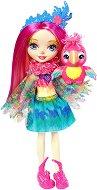 Enchantimals - Пийки Парът - Кукла с фигурка - играчка