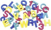 Печати от EVA пяна - Цифри и латински букви