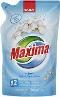 Омекотител за бебешки дрехи - Sano Maxima Bio - Опаковка от 1 l, 2 l или 4 l - продукт