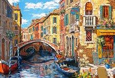 Отраженията на Венеция - пъзел