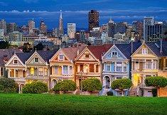 Боядисаните дами, Сан Франциско -