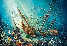 Океанско съкровище - пъзел