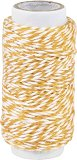 Памучен шнур туист - оранжев - Дължина 20 m