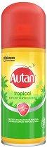Autan Tropical Spray Uscat - продукт