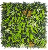 Извит кол за растения - Комплект от 3 броя