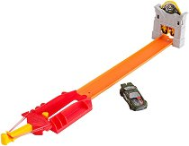 """Писта - Robo Wrecker - Комплект с количка от серията """"Hot Wheels"""" - играчка"""