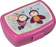 Кутия за храна - Пчелички - детска бутилка