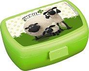 Кутия за храна - Овчици - детски аксесоар
