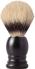 Четка за бръснене с естествен косъм от глиган - афтършейв