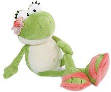 """Жаба - Плюшена играчка от серията """"NICI: Happy Summer"""" - играчка"""