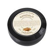 Mondial Sandalwood Shaving Cream - Крем за бръснене с аромат на сандалово дърво -