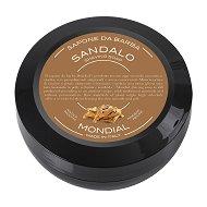 Mondial Sandalwood Shaving Soap - Сапун за бръснене с аромат на сандалово дърво -