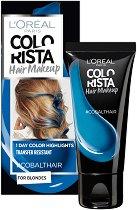 L'Oreal Colorista Hair Makeup - Грим за коса за цветни кичури - несесер