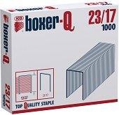 Телчета Boxer - Q 23/17 - Комплект от 1000 броя