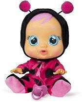 Cry Babies - Лейди - Плачеща кукла бебе - играчка