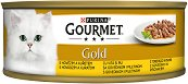Gourmet Gold Double Pleasure with Beef and Chicken - продукт