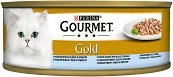 Gourmet Gold Double Pleasure with Ocean Fish and Spinach - продукт