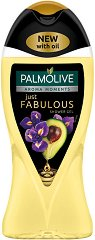 Palmolive Aroma Sensations Just Fabulous - Душ гел с масло от авокадо и екстракт от ирис - пудра