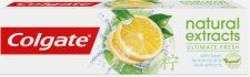 Colgate Natural Extracts Ultimate Fresh - Освежаваща паста за зъби с лимон и алое вера - сенки