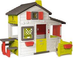 Сглобяема къща за игра - Приятели - играчка