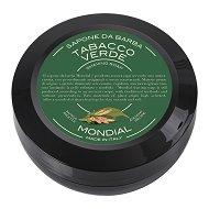Mondial Tobacco Verde Shaving Soap - Сапун за бръснене с аромат на зелен тютюн - сапун