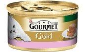 Gourmet Gold Terrine with Lamb and Duck - Месни хапки в пастет с агнешко и патешко месо за котки в зряла възраст - разфасовка от 85 g -