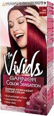 Garnier Color Sensation Vivids - Дълготрайна боя за коса - дезодорант