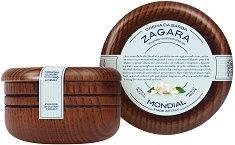 Mondial Zagara Luxury Shaving Cream - Луксозен крем за бръснене с аромат на портокалов цвят -