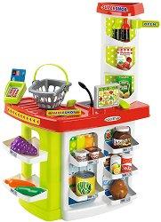 Супермаркет - Детски комплект за игра - раница