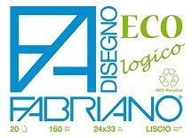 Скицник за рисуване - Disegno Eco - Плътност на хартията 160 g/m : 2 :