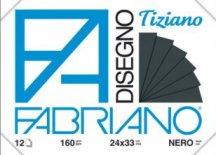 Блок за рисуване - Tiziano - Плътност на хартията 160 g/m : 2 :