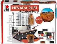 Комплект за декорация - Nevada Rust