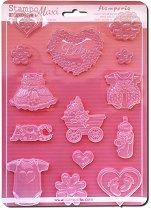 3D форма - Бебешко парти