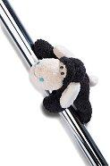 """Овчица - Jolly Kasi - Плюшена играчка с магнит от серията """"NICI: Jolly Yoga"""" - играчка"""