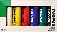 Акрилни бои - Комплект от 6 цвята х 200 ml -
