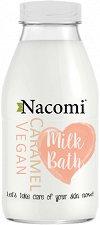 Nacomi Caramel Milk Bath - Мляко за вана с аромат на карамел -