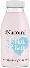 Nacomi Raspberry Milk Bath - Мляко за вана с аромат на малина -