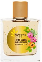 Fleurance Nature Sublime Dry Oil - Мултифункционално сухо олио за лице, коса и тяло - продукт