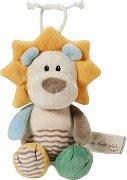 """Лъвче -  Lumba - Плюшена бебешка играчка от серията """"NICI: My first NICI"""" - играчка"""