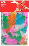 Цветни декоративни пера