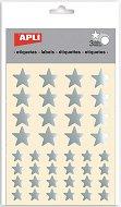 Самозалепващи стикери - Звезди